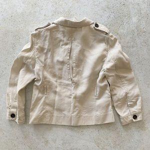 Celine Jackets & Coats - 🌾 VINTAGE CELINE Linen Jacket Coat Blazer size S